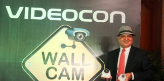 Mr. Arvind Bali,Videocon Telecom,'WallCam'
