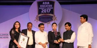 Achievers Perfect Career Institute,Air Hostess training,Asia Education Summit & Awards 2017