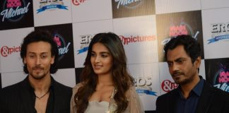 Tiger Shroff, Nidhi Aggerwal, Nawazuddin Siddiqui at the &pictures Presents Main Hoon Michael
