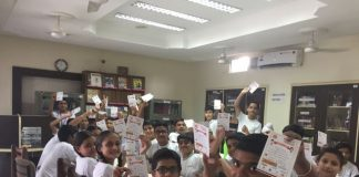 Measles Rubella Campaign – Day 3 in Chandigarh