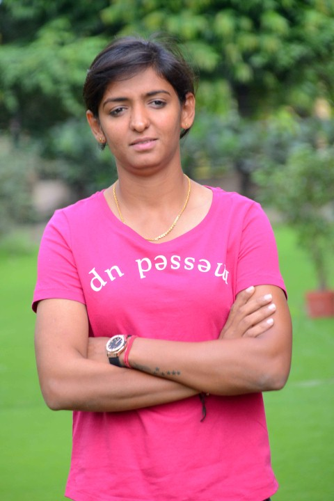 Should not shrink back from fulfilling their dreams: Cricketer Harmanpreet Kaur