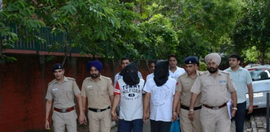 gang war in Punjab the Crime Branch of Chandigarh police got a major breakthrough