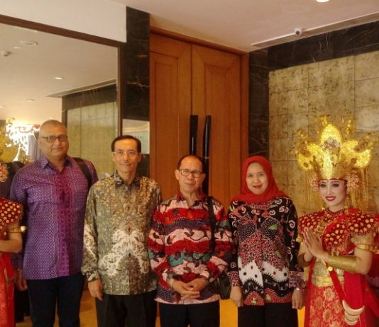 Garuda Indonesia, Air Asia and Batik Air