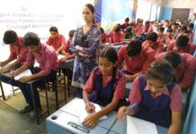 Maharishi Dayanand Public School Orgnised essay writing and quiz s Renewable Energy Day