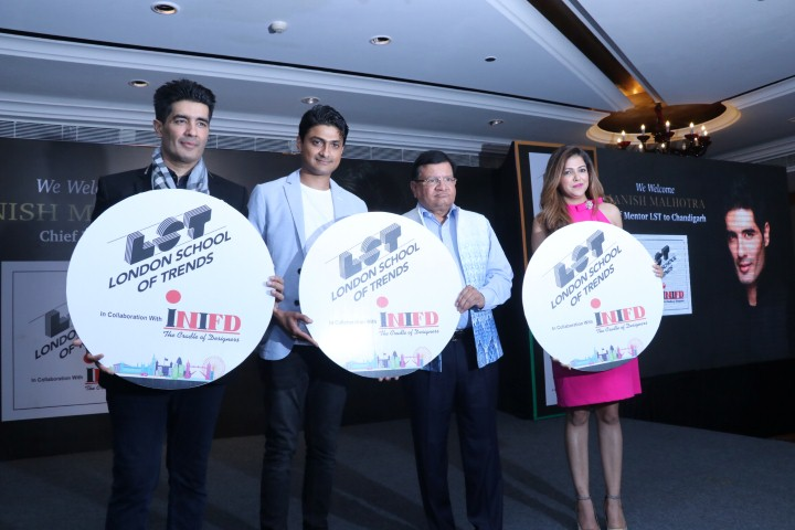 Manish Malhotra Launches Lst Online And Gold Programs Offered In Collaboration With Inifd