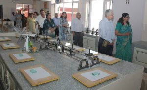 Ankur School students get state of the art Physics and Chemistry Labs