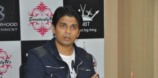 """Famous Bollywood playback singer Ankit Tiwari Addressing a press meet about His New Single"