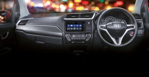 Honda Cars India introduces DIGIPAD AVN system in BR-V