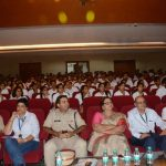 Chandigarh Traffic Police has organized Road Safety Exhibition/Workshop at Delhi Public School