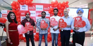 Youth Icon Deep Karan Supports Fortis's Power Your Heart Initiative
