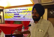 Kheti Viraasat Mission workshop on pollution held in Ludhiana today