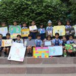 """""""Show & Tell Competition"""" at RIMT World School"""