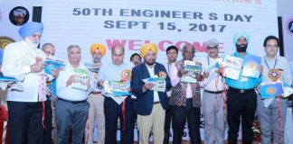 INDIA'S ABILITY TO RETAIN ITS TECHNOLOGICAL & ECONOMIC EXCELLENCE RESTS WITH THE ENGINEERS: ER. ABHAI SINHA.