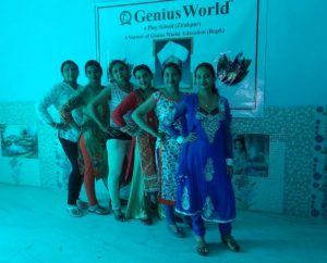 Teachers Day celebrated at Genius World School