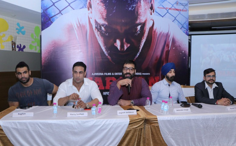The team of the film reaches city beautiful for promotion