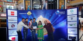 Couples of Chandigarh (Tri-city), Patiala and Amritsar dance to the tunes of 'Videocon WallCam Connect Super Jodi Season 5'