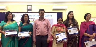 Lions Club Chandigarh host celebrated Teacher Day