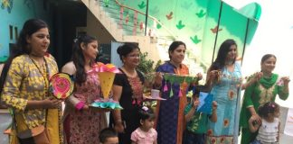 Bachpan School celebrates Diwali