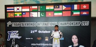 7th Tirak Taekwondo International championship 2017