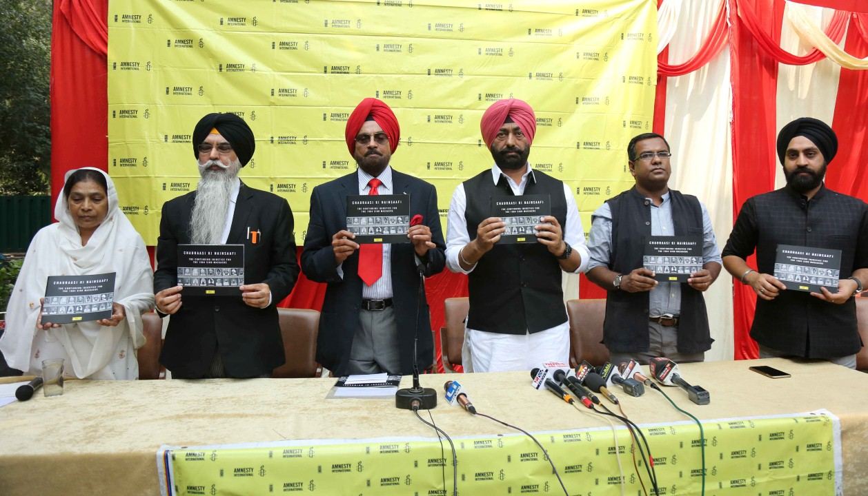 1984 Sikh massacre: 33 years on, justice still eludes victims