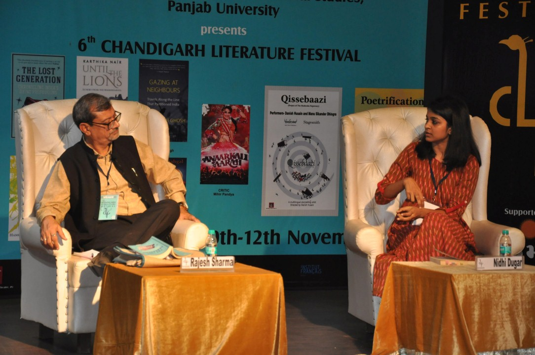 CLF Day 2: Thought provoking sessions with innovative authors & a unique storytelling performance - 'Qissebaazi' held