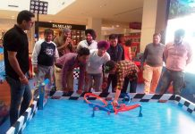 Hot Wheelsignites the challenger spirit of young fans in Chandigarh with a life-size Hot Wheels arena!