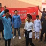 Maharishi Dayanand Public School Daria, Chandigarh organized a Nukkad Natak and rally on the occasion of Energy Conservation Day