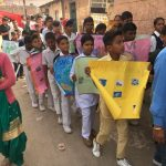 Nukkad play and rally organized to conserve energy