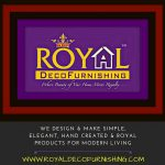 Royal DecoFurnishing... Transforming Spaces, Transforming Homes..