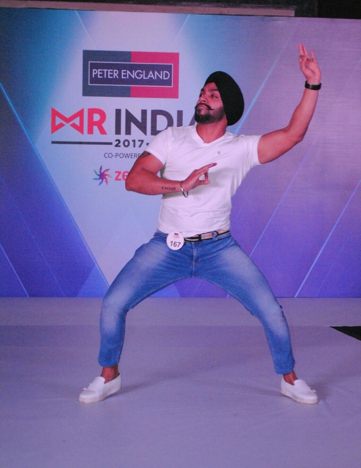 Peter England Mr. India 2017 opens with an overwhelming response in Chandigarh