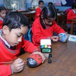 Children's Day celebrated at Ankur School