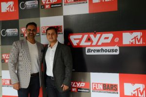 FLYP@MTV Café - a chain of MTV themed cafes in Chandigarh