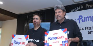 Ace cricketer and former captain of Indian Cricket Team Kapil Dev is PumpKart Brand Ambassador