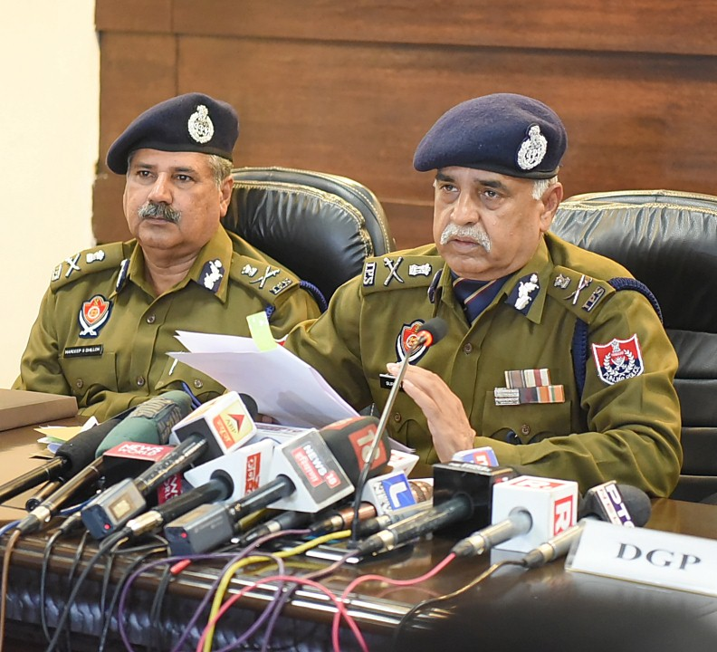 Punjab police makes major strides in controlling crime