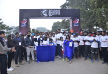 1500 people ran to promote fitness In Beardo-Thon in Chandigarh