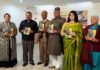 A literary event to celebrate Urdu literature was organised by Ehsaas Adabi Soceity in Association with Brilliance World School,