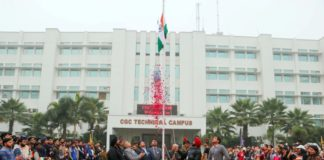 Colorful Celebrations of Republic Day at CGC Jhanjeri