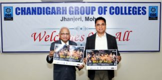CGC Jhanjeri is to hold  World Wrestling Professionals Competition