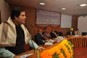 "DAVC-10 hosts a One Day National Seminar on""Media,Society and Culture:Interrelations and Emerging Trends"