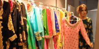 Young Punjabi designer Kiren Sandhu unveils her designer studio, with a focus on creatively designed Punjabi suits