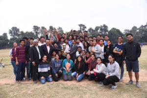 The 25th Annual Athletic meet of Government Medical College & Hospital (GMCH) was declared open on Saturday and concluded at the Sports Complex, Sector 46, here.The chief guest for the valedictory cum prize distribution ceremony was Yashpal Sharma, former Indian cricketer