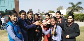 """The Annual Tug of War event was held at Brilliance World School, Sec 12, Panchkula. """"The event was a great attraction for students from VI to XII as it boosted the team spirit and the spirit of unity."""