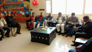 Tandon inaugurates blood donation camp in sec 22