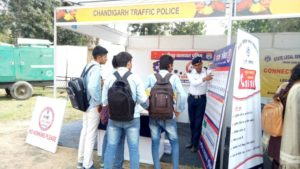 Chandigarh police organised special campaign