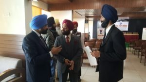 """Helping Hand Charitable Trust"" has initiated a project, ""Jobs For Sikhs"" to provide employment to Sikh youth. Dr. Punpreet Singh, Chairman of Helping Hand Charitable Trust told that the trust has been working on social and humanitarian issues from past nearly 18 years."