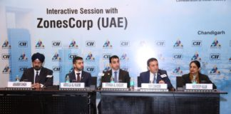 CII organizes Interactive Session with ZonesCorp (UAE) for the benefit of Industry
