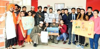 Gian Jyoti celebrates Mother Language week