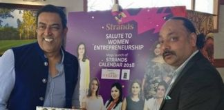 Strands Tees Off New Year with a Tribute to Women Entrepreneurs