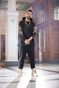 Maninder Buttar Tries Something Different With 'Kaali Hummer'