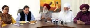 2-day 6th World Punjabi Conference starts today